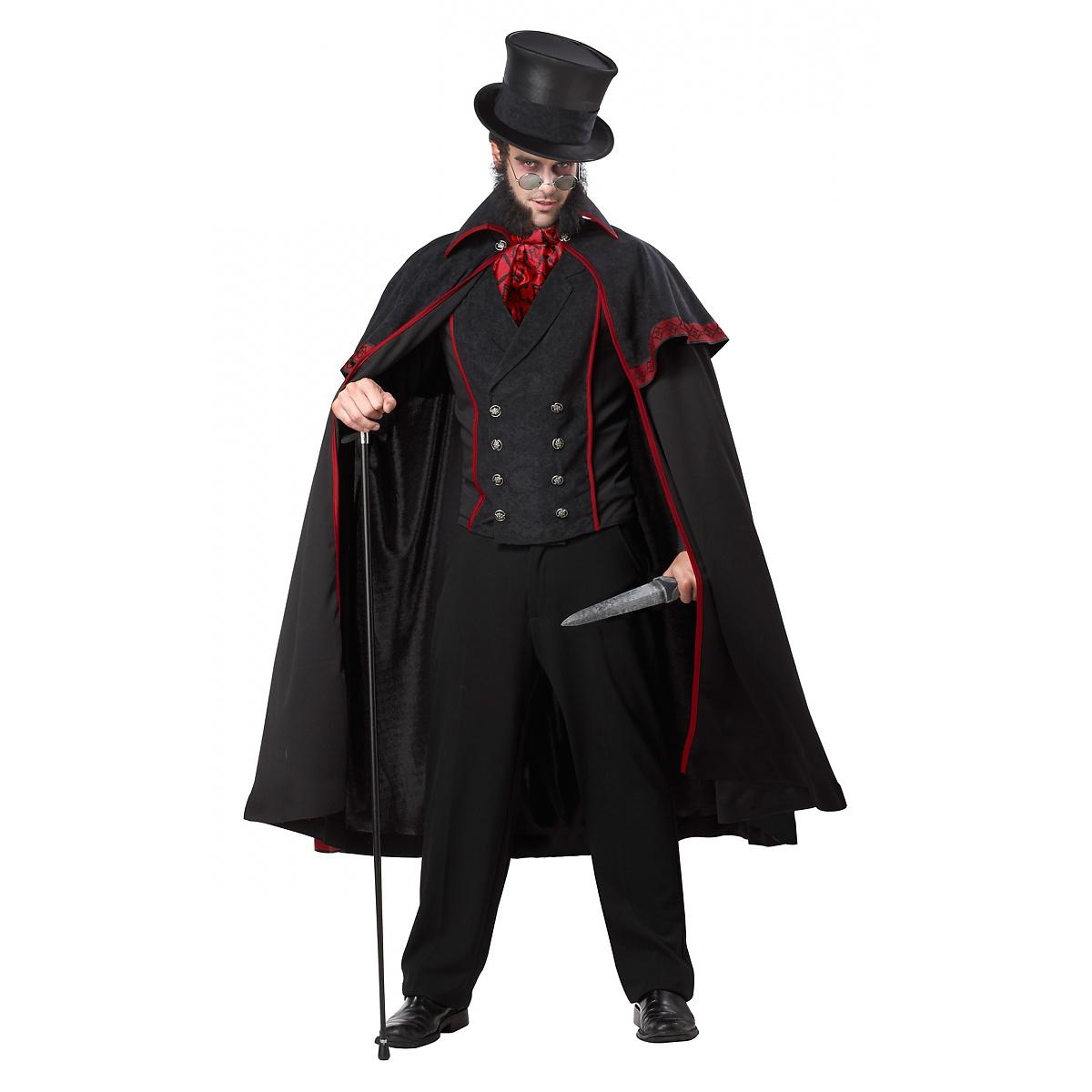 California Costume Jack the Ripper Adult Mens Victorian Vampire Halloween Costume at Sears.com