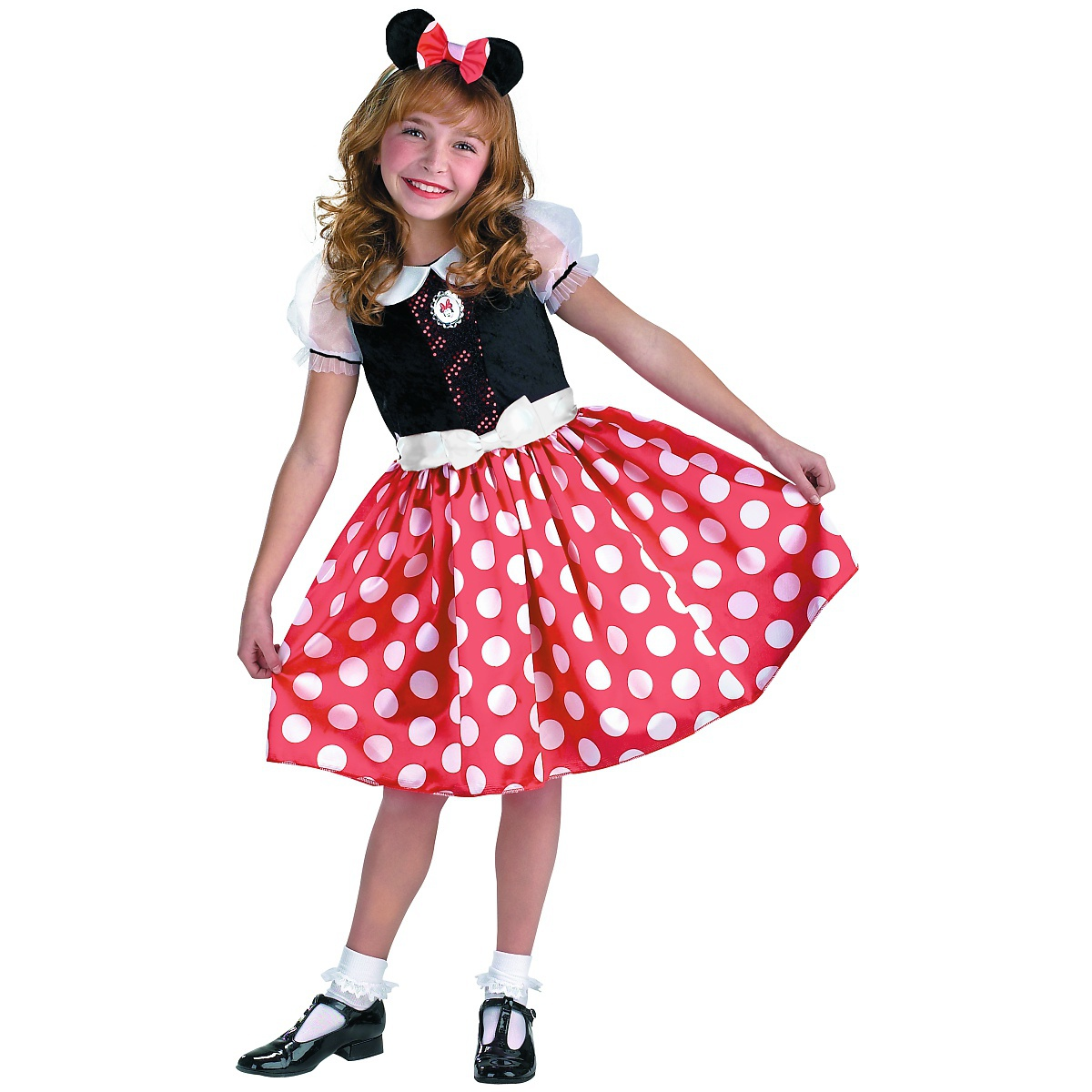 Disguise Minnie Mouse Costume Kids & Toddler Disney Outfit Halloween Fancy Dress