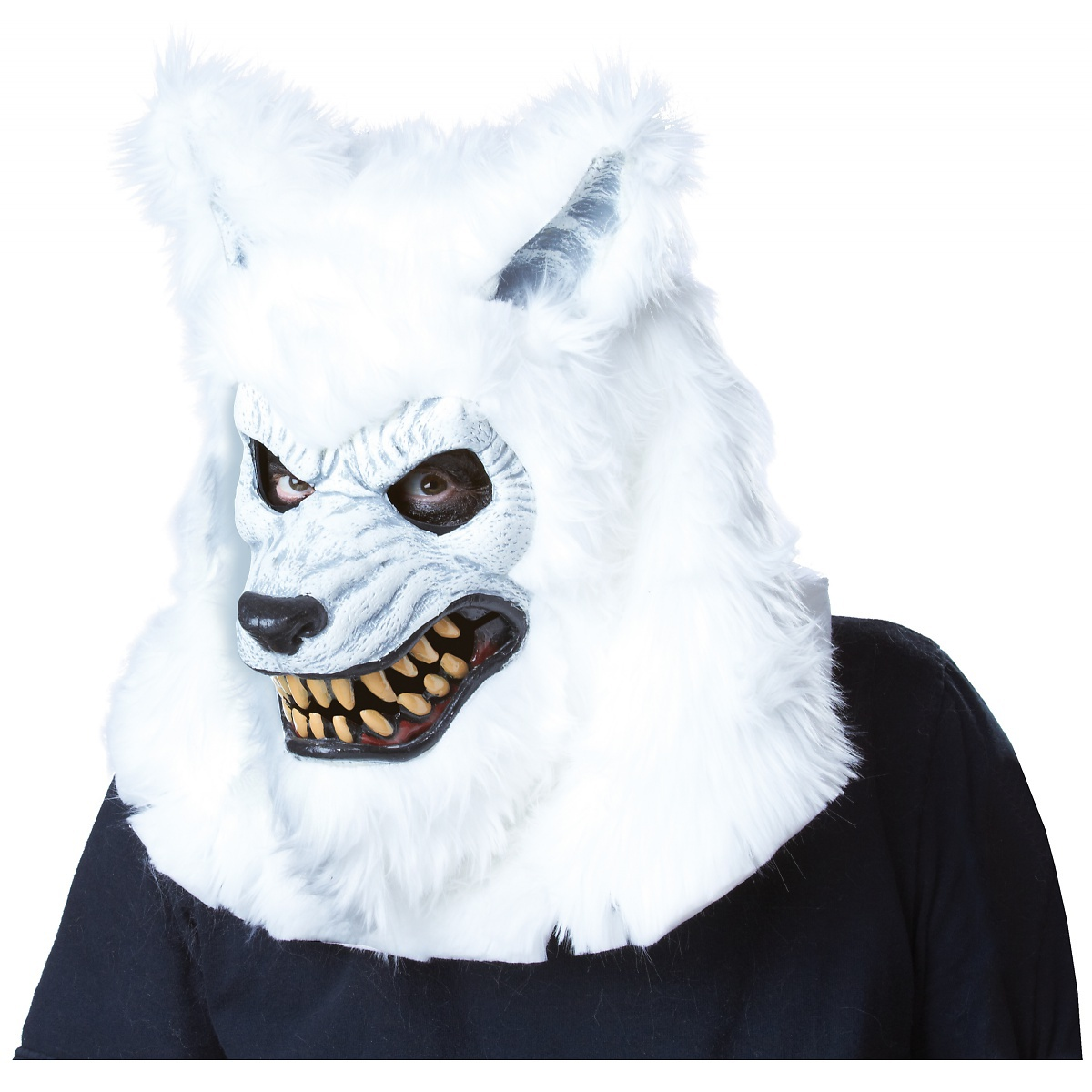California Costume Scary Werewolf Ani-Motion Mask Adult Mens Moving Jaw Halloween Costume Accessory at Sears.com