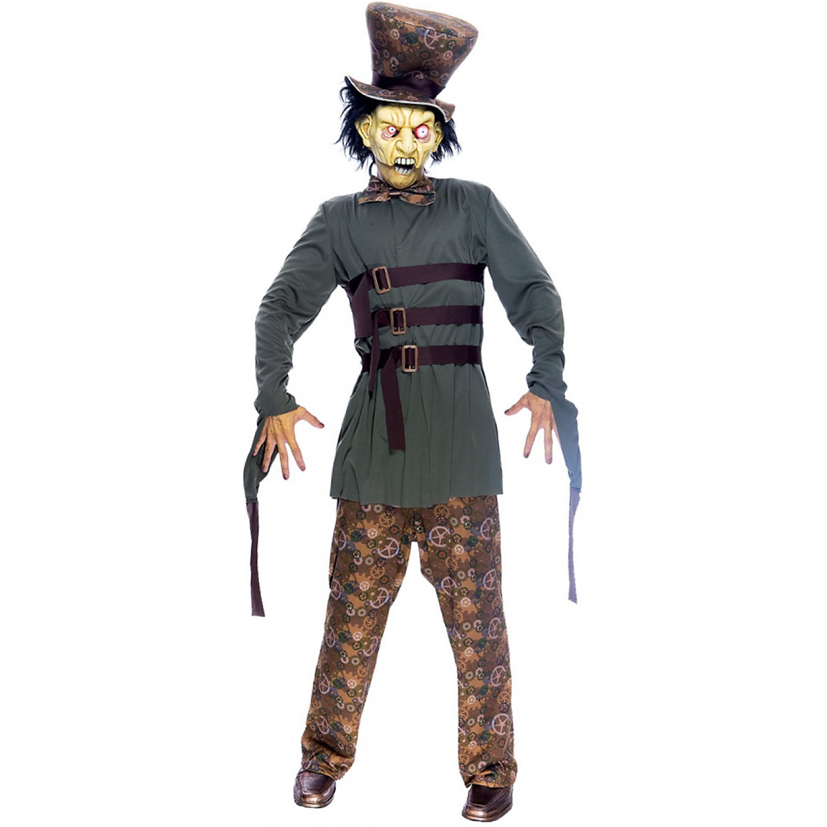 Paper Magic Wicked Wonderland Mad Hatter Adult Mens Scary Horror Halloween Costume at Sears.com