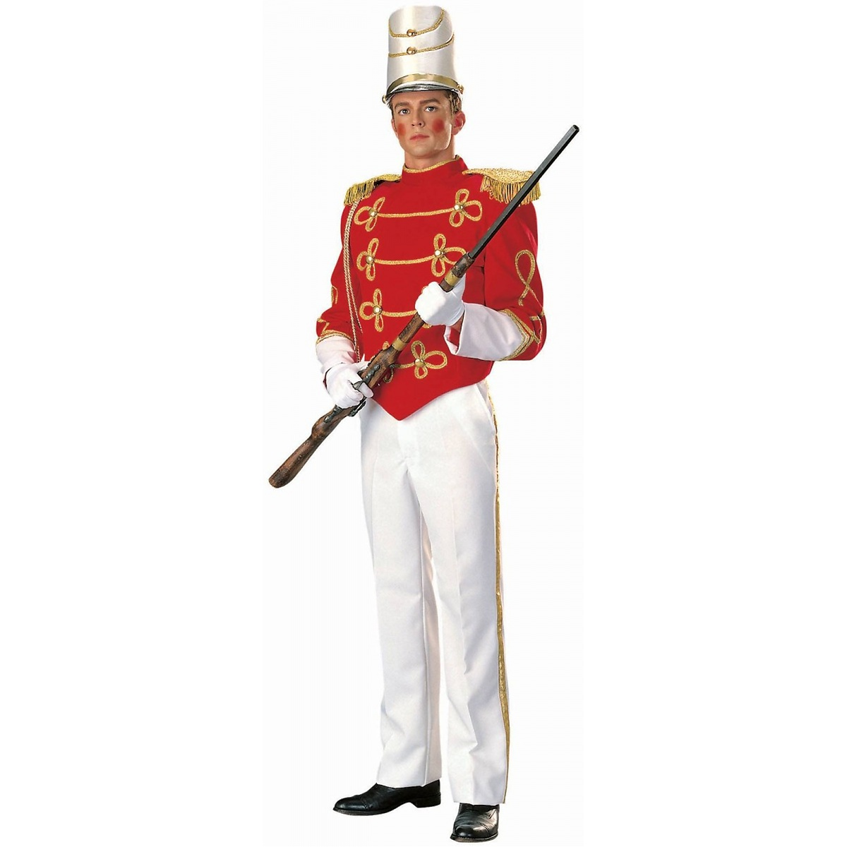 Rubie's Costume Co Dlx Toy Soldier Costume Adult Men Santa Claus Helper Nutcracker Ballet Christmas at Sears.com